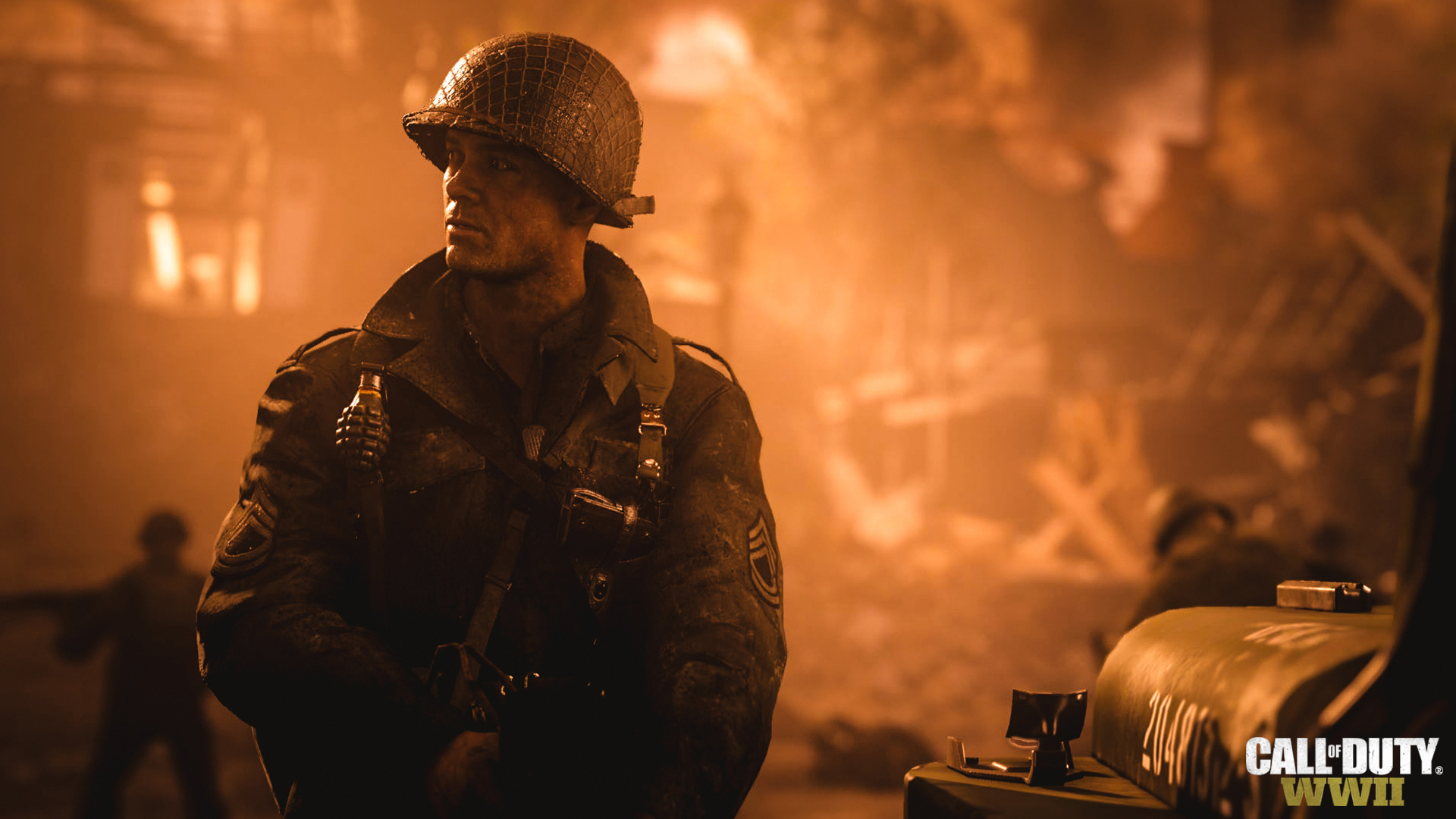 Call Of Duty Wwii Review Ps4 Push Square