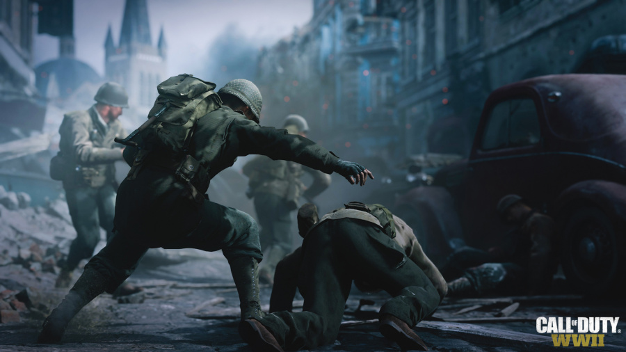 Call of Duty: WWII Review - Screenshot 1 of 5