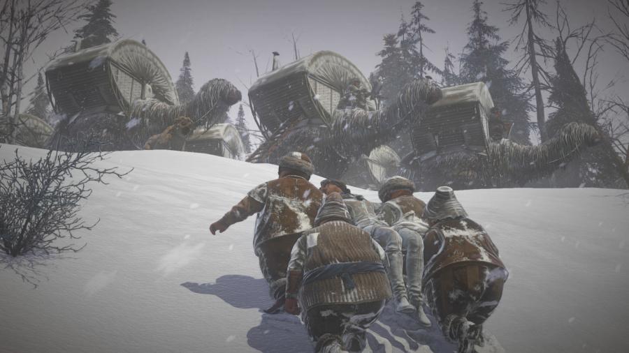 Syberia 3 Review - Screenshot 1 of 5