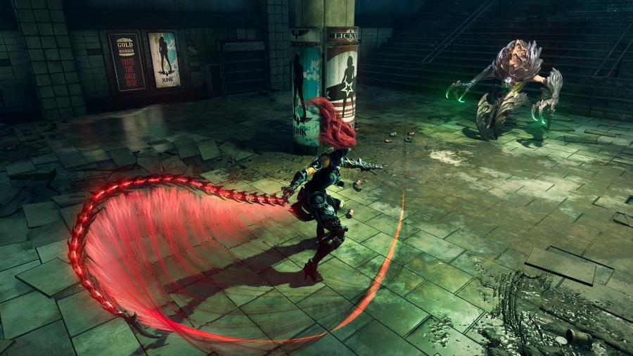 Darksiders III Review - Screenshot 2 of 5