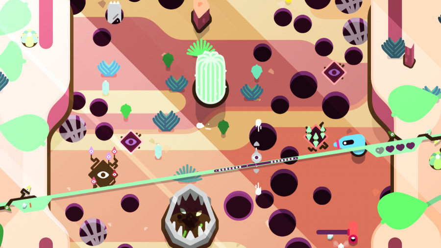 Tumbleseed Review - Screenshot 1 of 3