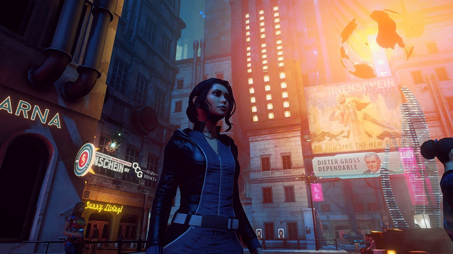 Dreamfall Chapters Review - Screenshot 4 of 4