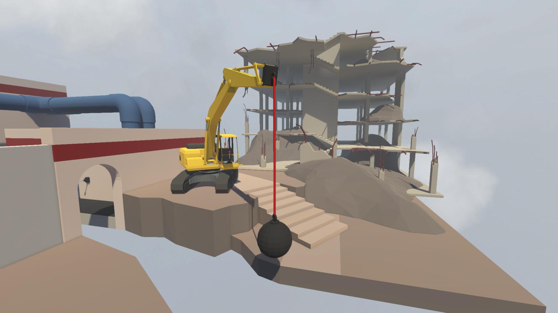 592d261de0775c Human  Fall Flat (PS4   PlayStation 4) Screenshots