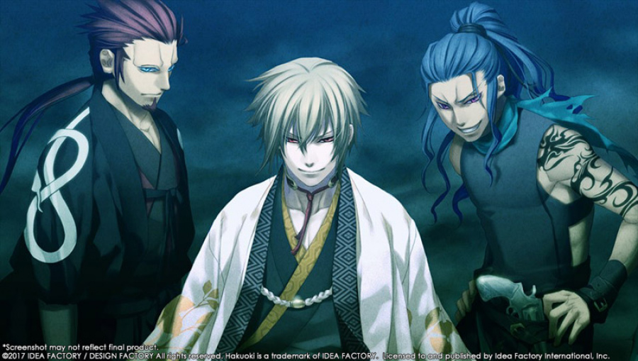 Hakuoki: Kyoto Winds Review - Screenshot 1 of 3