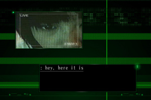 The Silver Case Screenshot