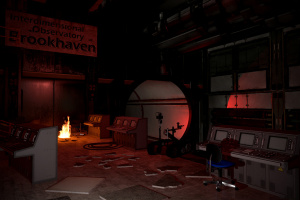 The Brookhaven Experiment Screenshot
