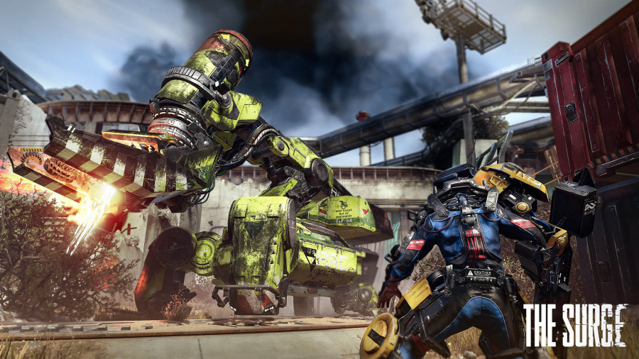 The Surge Review - Screenshot 1 of 5