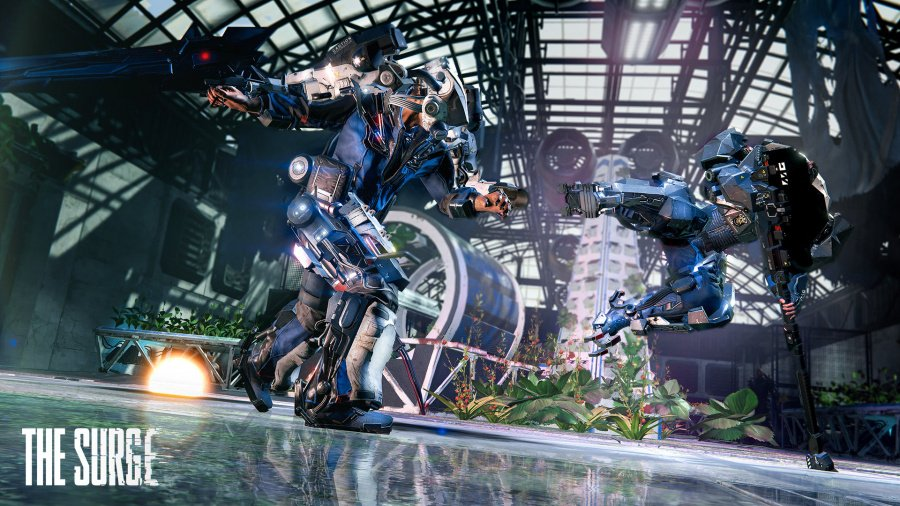 The Surge Review - Screenshot 5 of 5