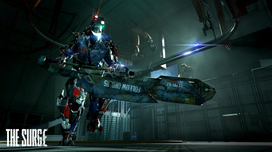 The Surge Review - Screenshot 2 of 5