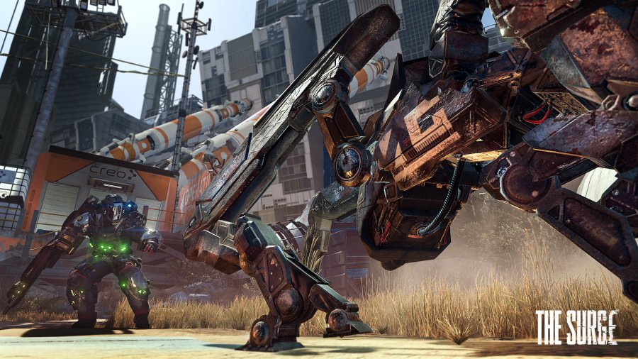The Surge Review - Screenshot 1 of 4
