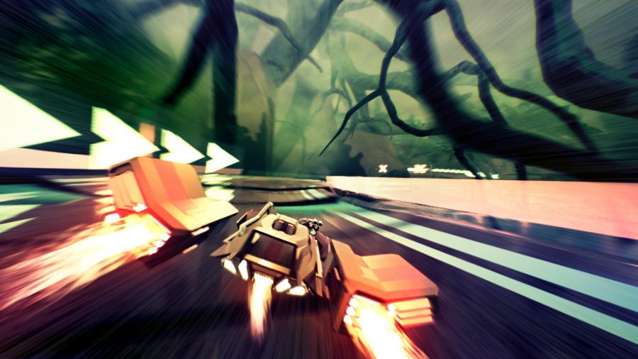 Redout: Lightspeed Edition Review - Screenshot 3 of 3
