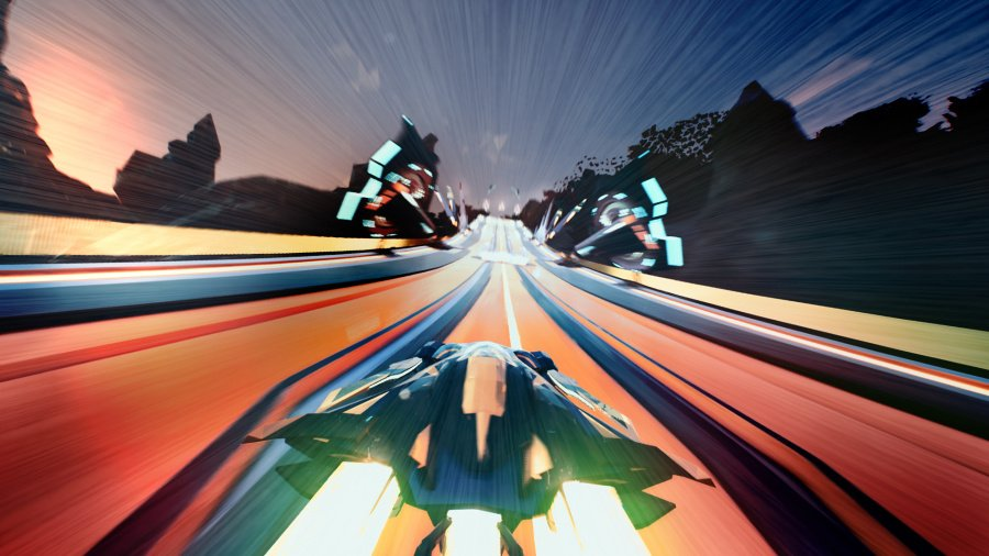 Redout: Lightspeed Edition Review - Screenshot 1 of 3