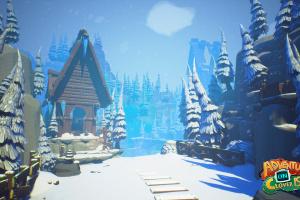 Skylar & Plux: Adventure on Clover Island Screenshot