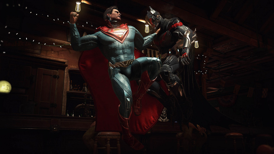 Injustice 2 Review - Screenshot 1 of 3