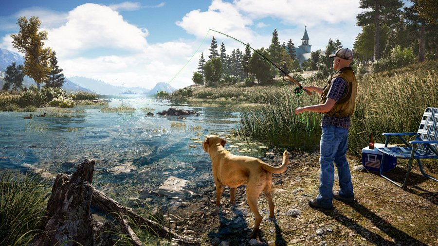 Far Cry 5 Review - Screenshot 5 of 6