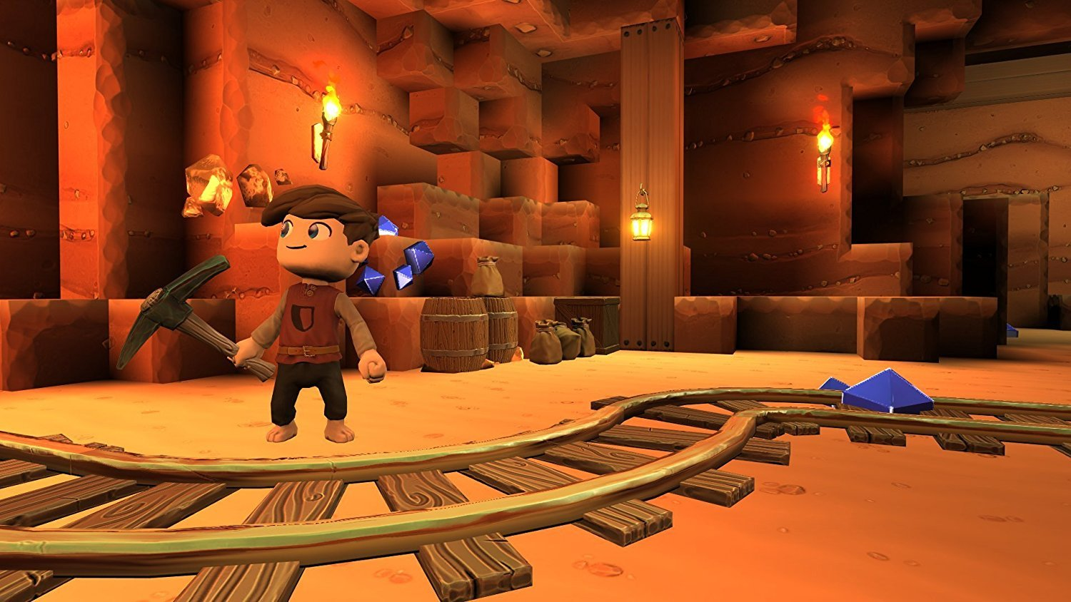 Portal Knights Review Ps4 Push Square