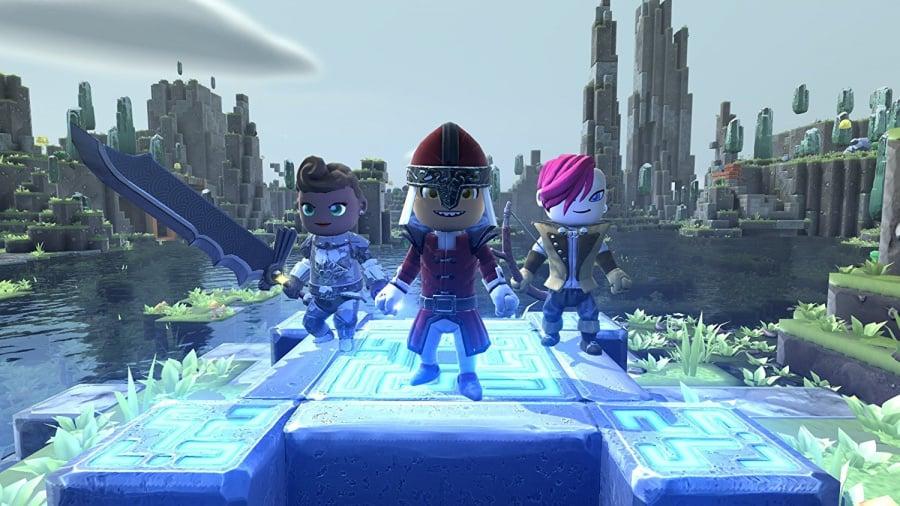 Portal Knights Review - Screenshot 3 of 4