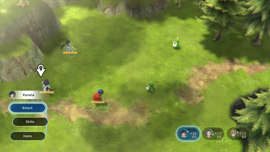 Lost Sphear Review - Screenshot 3 of 4