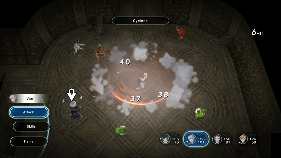 Lost Sphear Review - Screenshot 2 of 4
