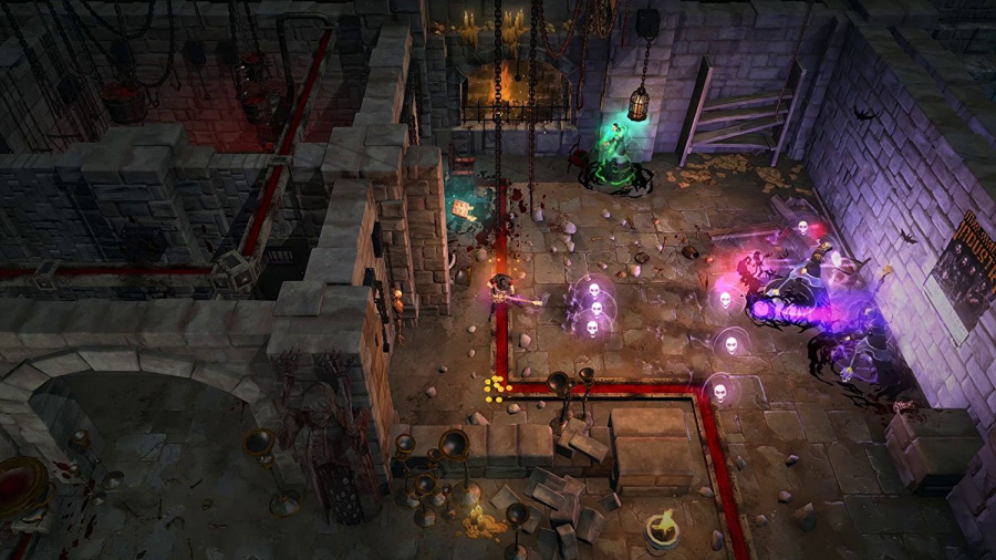 Victor Vran: Overkill Edition Review - Screenshot 1 of 3
