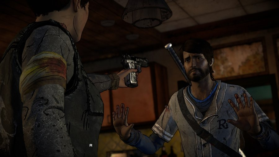 The Walking Dead: A New Frontier - Episode 5: From the Gallows Review - Screenshot 2 of 3