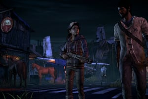 The Walking Dead: A New Frontier - Episode 5: From the Gallows Screenshot