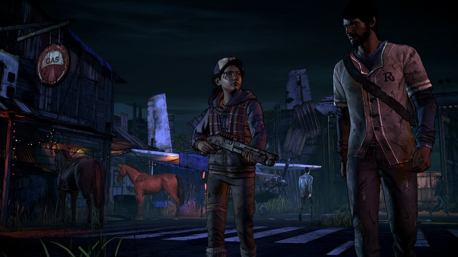 The Walking Dead: A New Frontier - Episode 5: From the Gallows Review - Screenshot 3 of 3