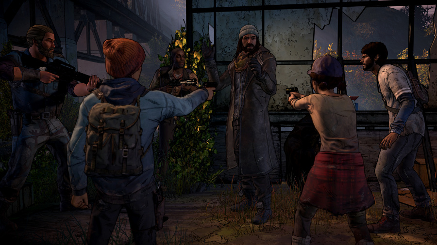 The Walking Dead: A New Frontier - Episode 5: From the Gallows Review - Screenshot 1 of 3