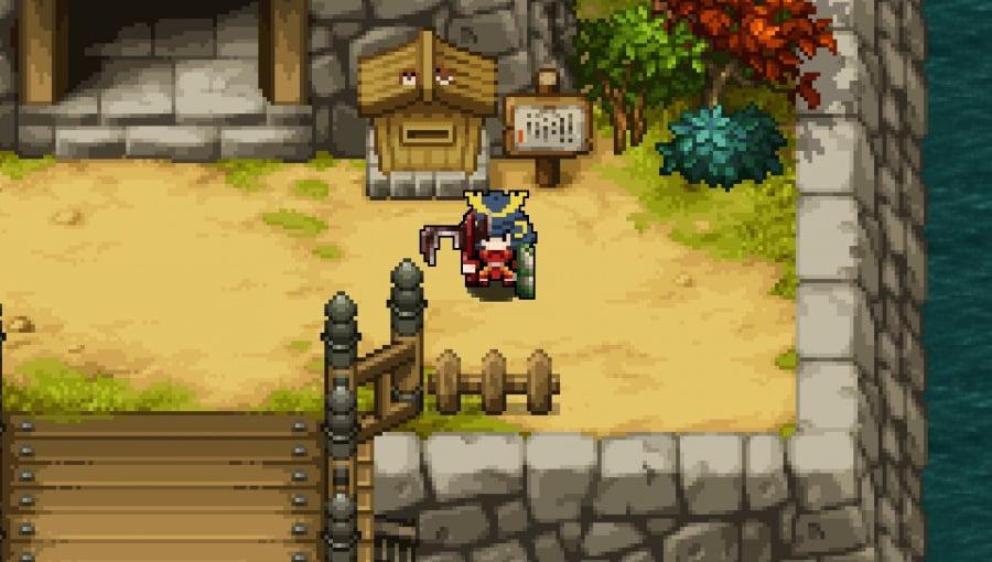 Cladun Returns: This Is Sengoku! Review - Screenshot 2 of 4