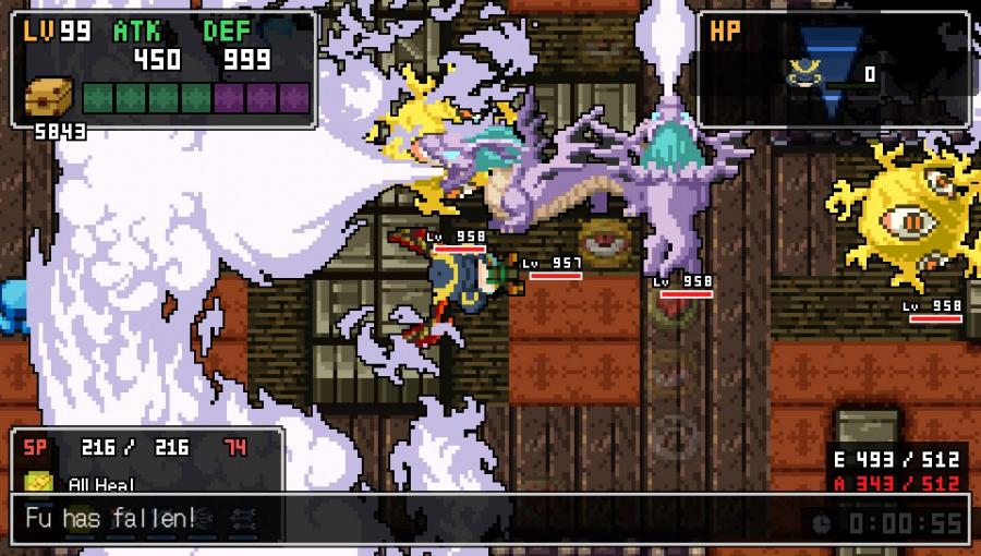 Cladun Returns: This Is Sengoku! Review - Screenshot 1 of 4