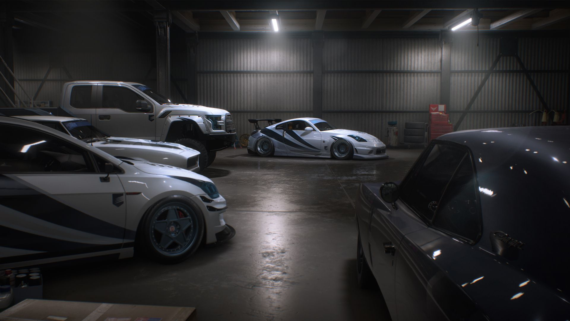 need for speed payback ps4 playstation 4 screenshots. Black Bedroom Furniture Sets. Home Design Ideas