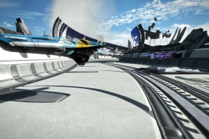 WipEout Omega Collection Screenshot