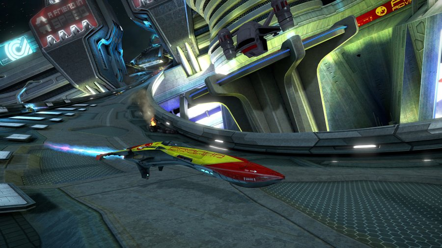 WipEout Omega Collection Review - Screenshot 4 of 4