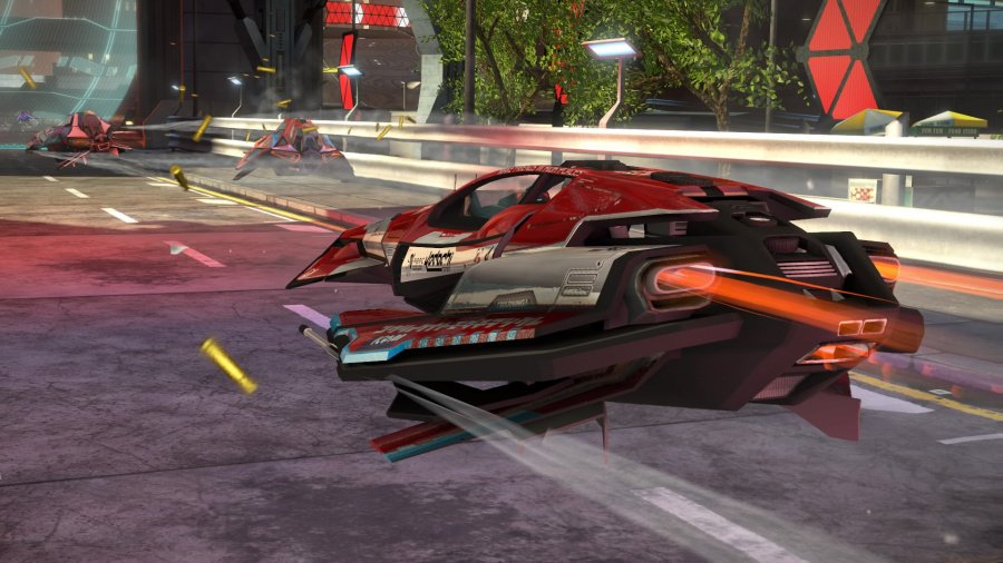 WipEout Omega Collection Review - Screenshot 1 of 4