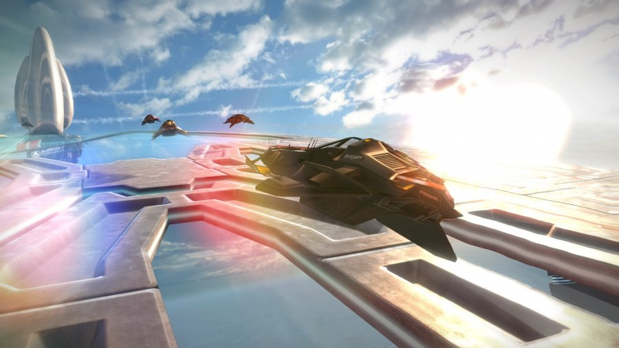 WipEout Omega Collection Review - Screenshot 3 of 4