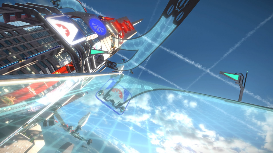 WipEout Omega Collection Review - Screenshot 2 of 4