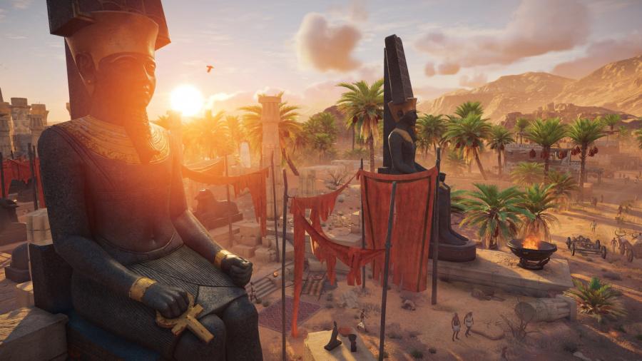 Assassin's Creed Origins Review - Screenshot 1 of 5