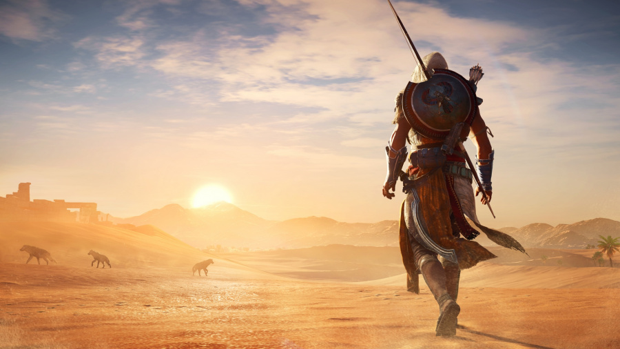 Assassin's Creed Origins Review - Screenshot 1 of 6