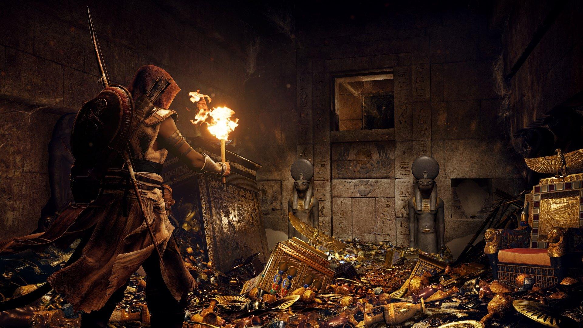 monturen assassins creed origins