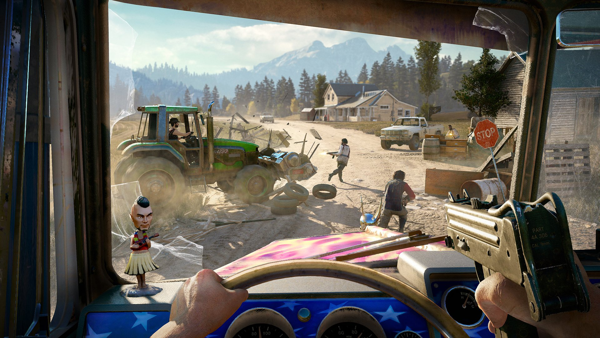 Far Cry 5 Review Ps4 Push Square