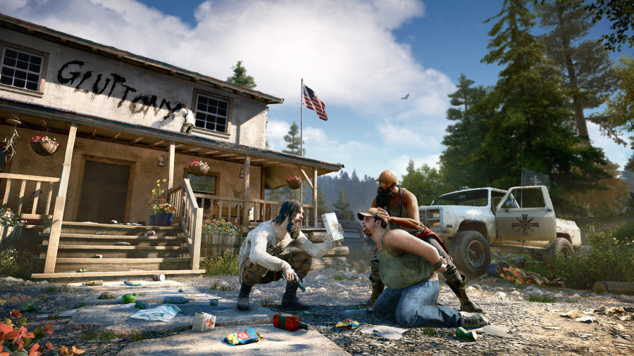Far Cry 5 Review - Screenshot 1 of 6
