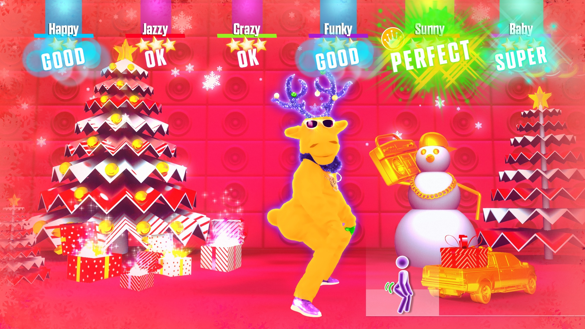 Just Dance 2018Screenshots (PS4 / PlayStation 4)