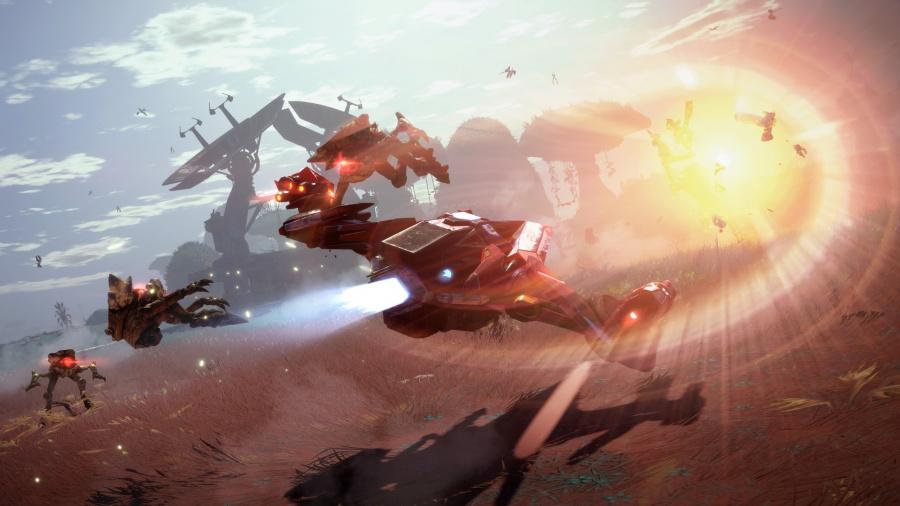 Starlink: Battle for Atlas Review - Screenshot 1 of 4