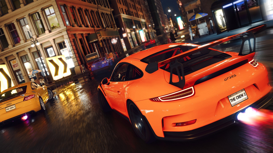 The Crew 2 Review - Screenshot 1 of 5
