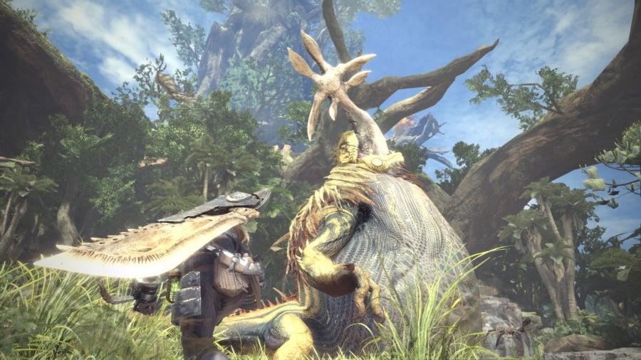 Monster Hunter: World Review - Screenshot 1 of 7