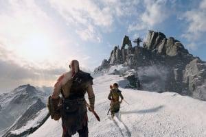 God of War Screenshot