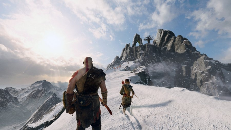 God of War Review - Screenshot 1 of 4