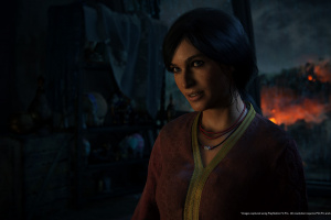 Uncharted: The Lost Legacy Screenshot