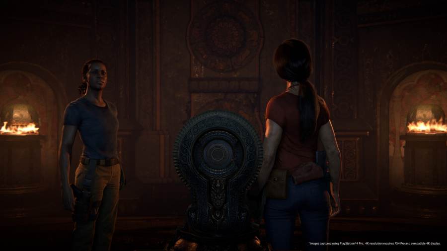 Uncharted: The Lost Legacy Review - Screenshot 1 of 3