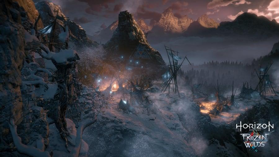 Horizon Zero Dawn: The Frozen Wilds Review - Screenshot 1 of 3